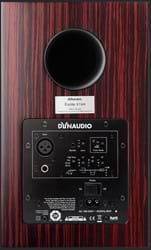 Back of Excite X14A in Rosewood Dark Satin