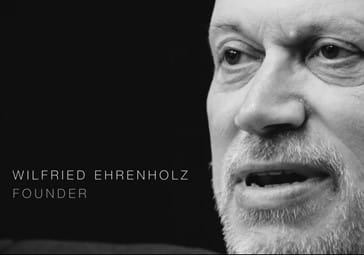 Founder of Dynaudio - Wilfried Ehrenholz