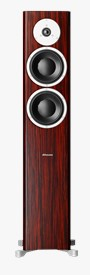 Focus 400 XD in Rosewood Dark High Gloss