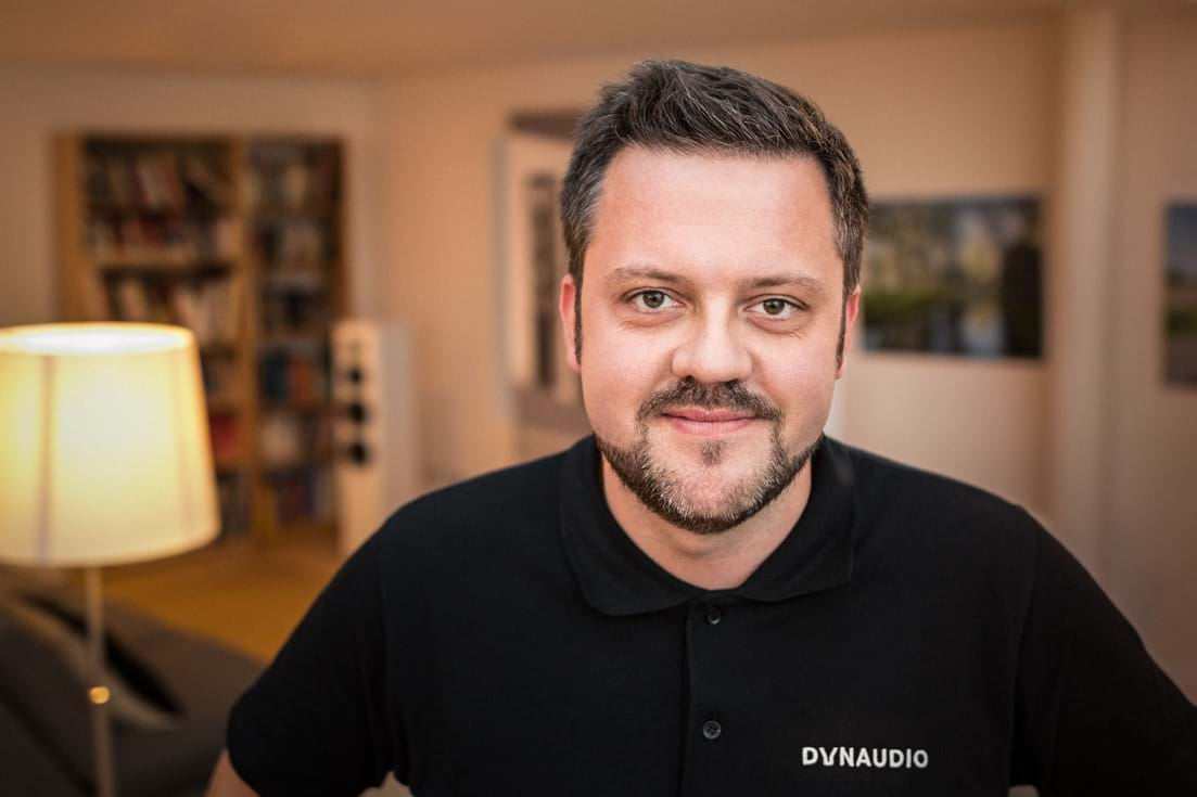 Otto Jorgensen -Product Manager at Dynaudio A/S