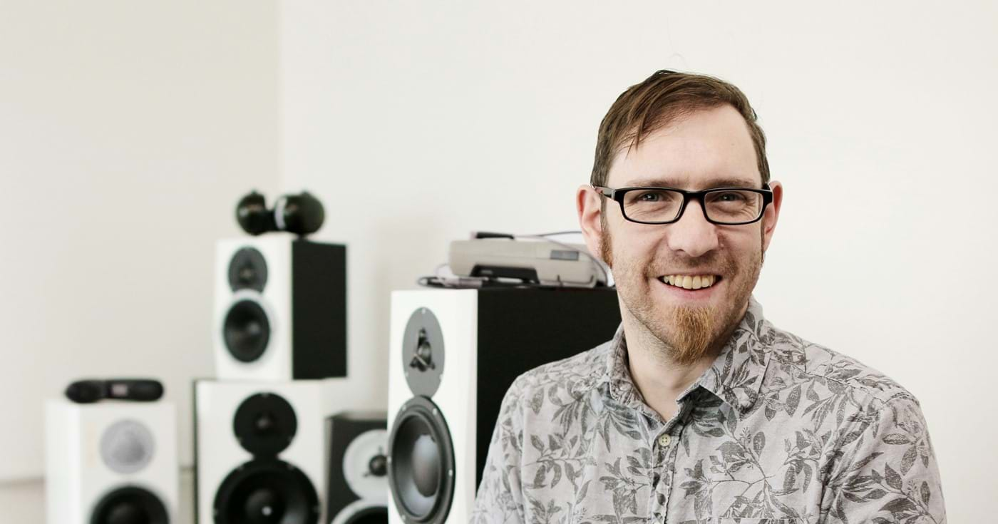Dynaudio Senior Acoustic Engineer - Stephen Entwistle