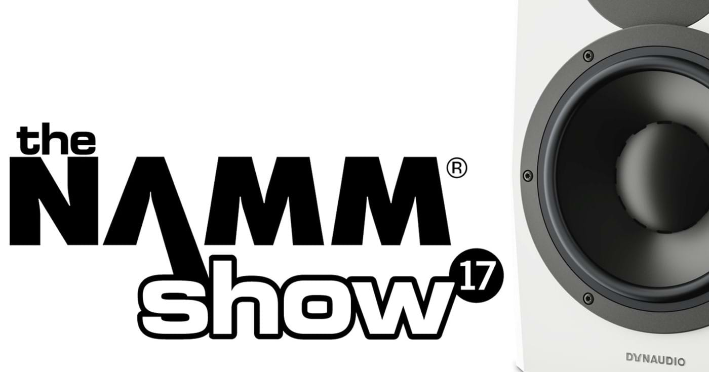The NAMM show 2017