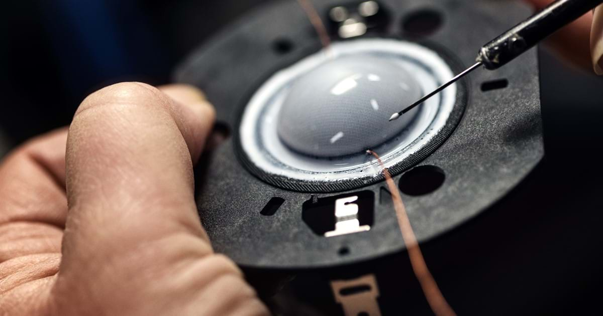 How To Clean Your Soft Dome Tweeter On The Loudspeaker