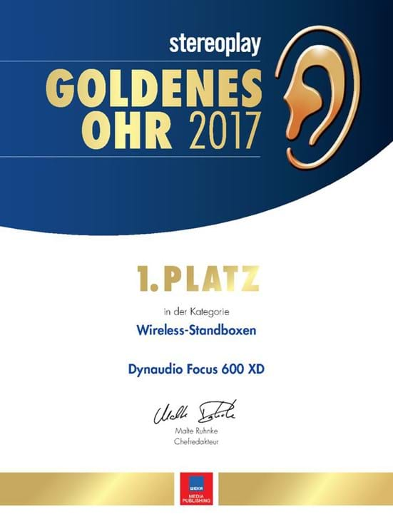 Dynaudio Focus 600 XD_Wireless_Urkunde Goldenes Ohr 2017 stereoplay_preview.jpg