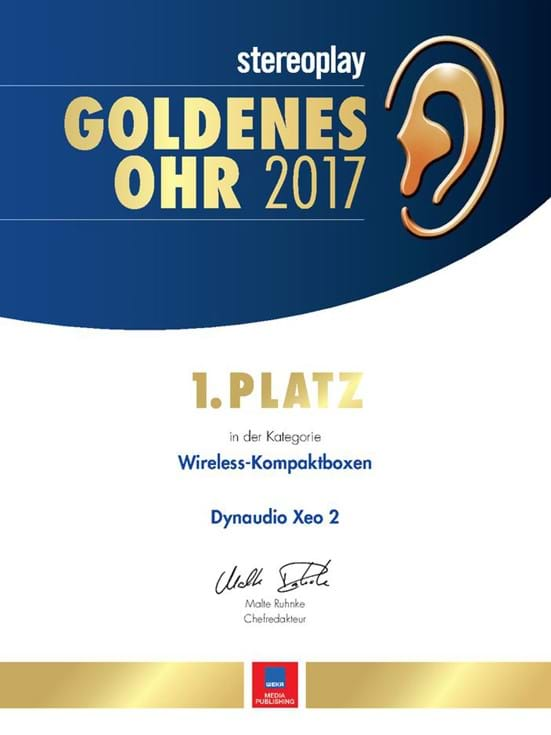 Dynaudio Xeo 2_Urkunde Goldenes Ohr 2017 stereoplay_preview.jpg