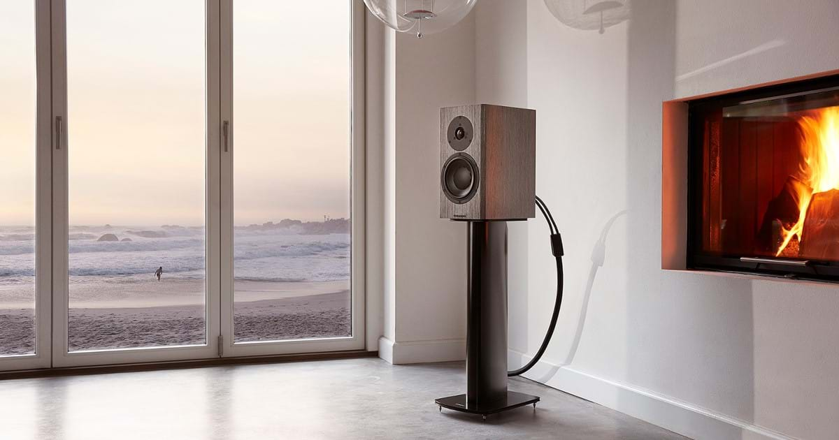 Special Forty anniversary standmount speakers - Dynaudio