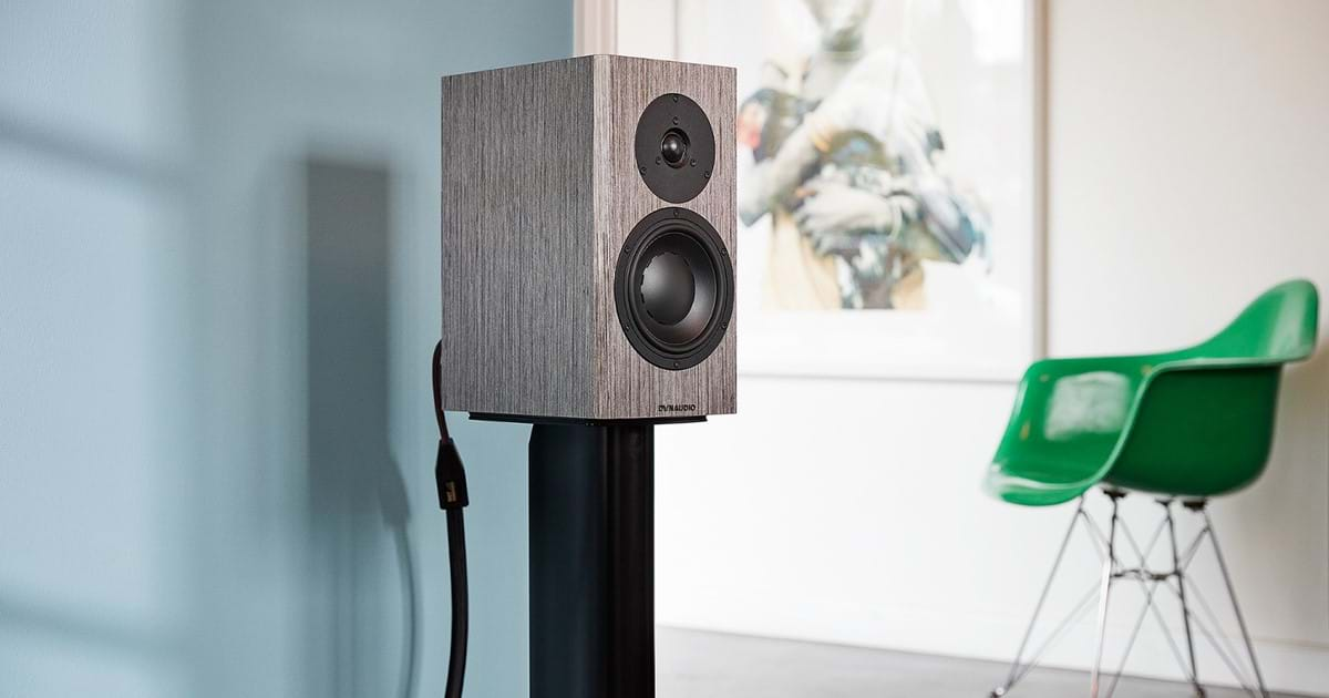 Special Forty Anniversary Standmount Speakers Dynaudio