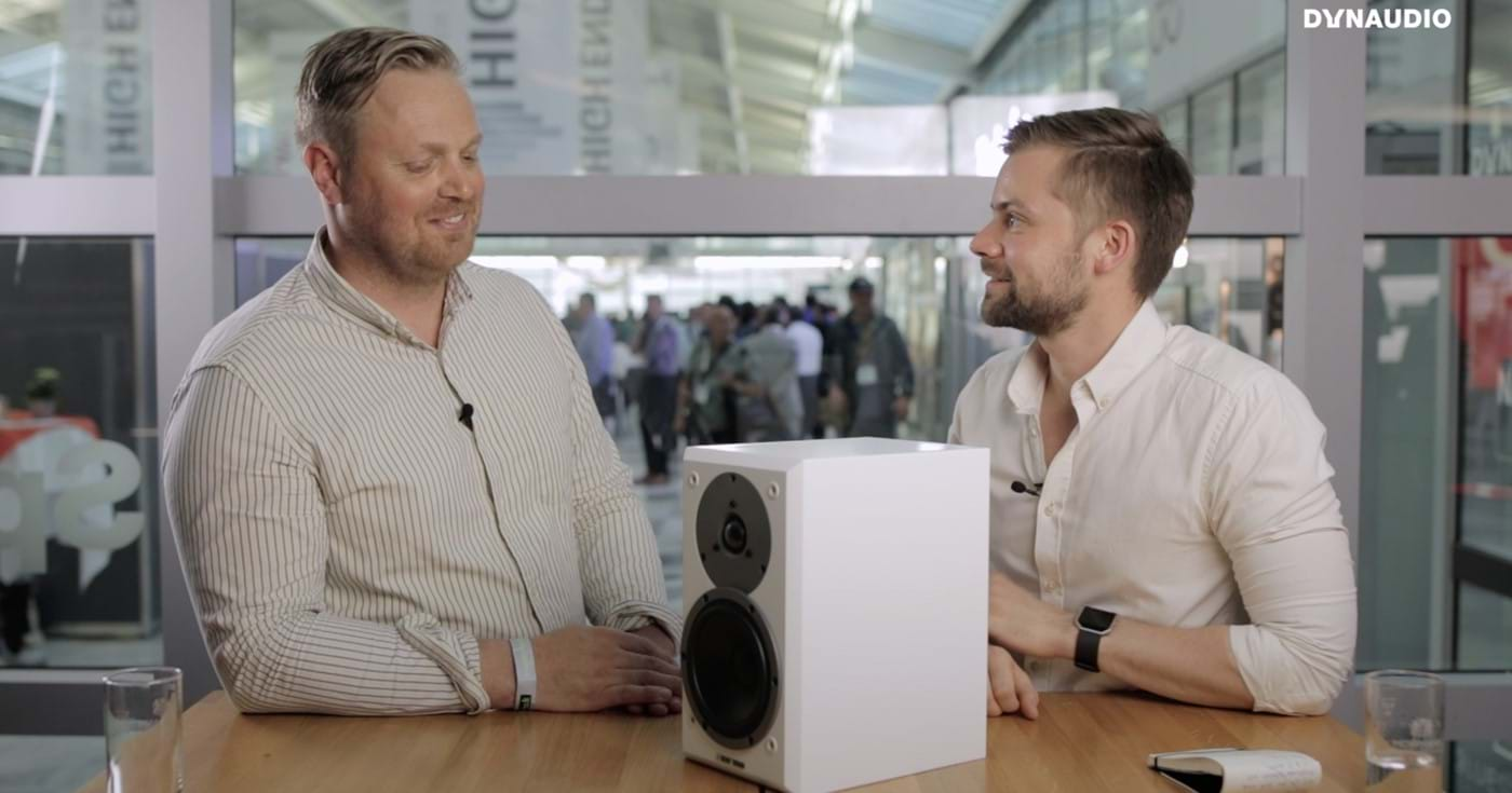 Ask the Expert with Malte Köhn who talks about designing loudspeakers