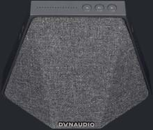 Top view of Music 1 in dark grey